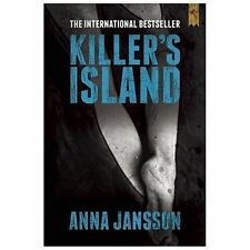 Killer's Island (The Maria Wern Series), Jansson, Anna, 9187173999, Book, Very G
