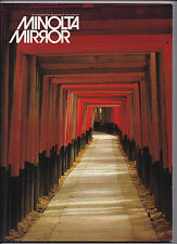 Minolta Mirror 1983 - An International magazine of Photography