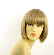 short wig for women light blond wick very light blond ref elisa 15t613 PERUK