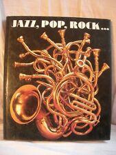 LIVRE : JAZZ POP ROCK : 200 AFFICHES – ALAIN WEILL SOMOGY 1993 – GRAPHISME