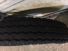 NEW 4 TIRES 8-14.5 TRAILER TIRES, MOBILE HOME HEAVY DUTY TIRES 14 PR LOW PROFILE
