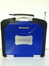 Panasonic Toughbook CF-30 - Win7 Pro /TouchScreen /250SSD HD /4 GB RAM/DVD BLUE