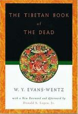 The Tibetan Book of the Dead: Or The After-Death Experiences on the Ba-ExLibrary