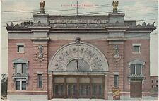 Maine Me Postcard c1910 LEWISTON Empire Theatre Building Matinee