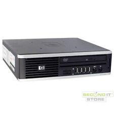 HP Compaq 8200 Elite USDT PC Quad Core i5 4x 2,5 GHz 8 GB RAM 250 GB HDD Win10