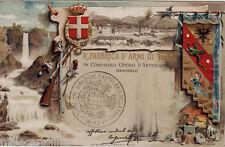 #Militari: R. FABBRICA D'ARMI DI TERNI- 5a COMPAGNIA OPERAI D'ARTIGLIERIA