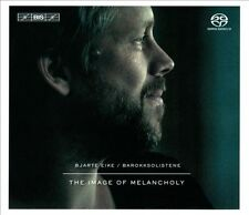 NEW The Image Of Melancholy Super Audio Hybrid Cd by Bjarte  Violin Eike CD (CD)