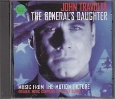 THE GENERAL'S DAUGHTER - o.s.t. CD