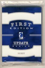 2002-03 In The Game Be A Player Hockey First Edition Update Series Hobby Set