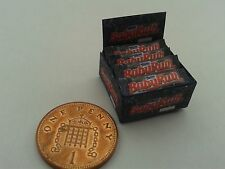 1/12 Scale - Box of Babyruth Bars Sweets for Dollshouse Miniatures