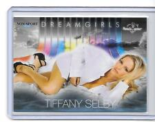 2015 BENCHWARMER DREAMGIRLS PROMO CARD TIFANY SELBY