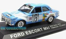 1:43 Rally FORD ESCORT MKI - RAC 1973 - Makinen - Liddon (049)