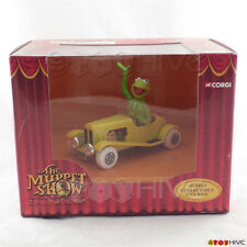 The Muppet Show 25 Years Kermit the Frog car Muppets Collectable Figurine Corgi