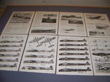 VINTAGE..A.W. WHITLEY VARIANTS..HISTORY/PHOTOS/41 PROFILES...RARE! (21H)