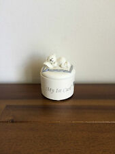 My First Curl Container/Box Unisex New Baby/Christening Gift