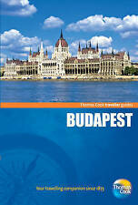 Traveller Guides Budapest, 4th (Travellers Guides),Thomas Cook Publishing,New Bo