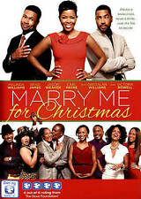 Marry Me for Christmas (DVD, 2015)