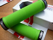 Skyway   Locking   BMX Grips Lock On Tuff Bike Bicycle Cycle pair 8 colours New