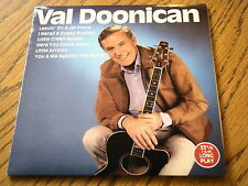 "VAL DOONICAN - LEAVIN' ON A JET PLANE  6 TRACK 7"" VINYL EP PS"