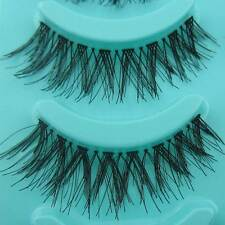 wholesale 5 pairs Makeup  Natural Fashion False Eyelashes Soft long Eye Lash A++