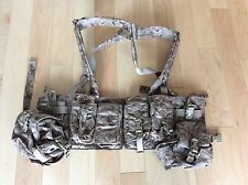 OLD GEN EAGLE INDUSTRIES AOR1 MPCR MULTI-PURPOSE CHEST RIG W/FRONT ZIPPER 08/08