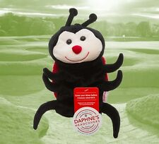 Ladybug by Daphne's Large Novelty Golf Club Driver 1 Wood Headcover 460cc Head
