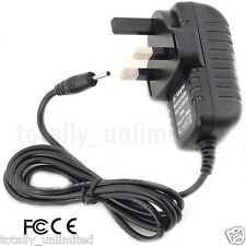 "5V 2A Mains AC-DC Adaptor Power Supply Charger for CELLO T1144 10.1"" Tablet PC"