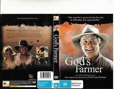 God's Farmer-2009-The Angus Buchan Story-South AFrica Movie-DVD