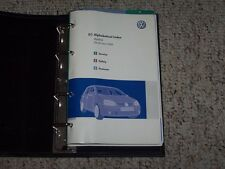 2008 VW Volkswagen R32 Owner Owner's User Manual Book Set 3.2L V6 Hatchback