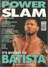 Power Slam, The Wrestling Magazine, Bye Bye to Batista,  No 192