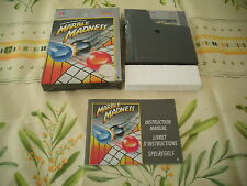 MARBLE MADNESS TENGEN NINTENDO NES EURO PAL COMPLETE IN BOX!