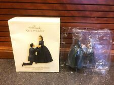 NEW 2006 Hallmark Gone With The Wind SCARLETT O'HARA & RHETT BUTLER ORNAMENT