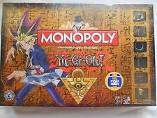 YU-GI-OH! YUGIOH EDITION MONOPOLY BOARD GAME *BRAND NEW*