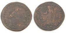 301 AD Roman Imperial AE Follis Coin CH-XF Diocletian Moneta Aquileia RIC-31a