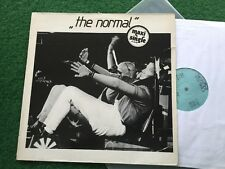"The Normal 12"" Warm Leatherette ! Mute 001, DE- int 126.804 !"