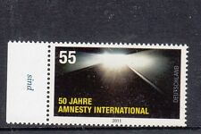 Germania/Germany 2011 Cinquantenario Amnesty International 2706 Mnh