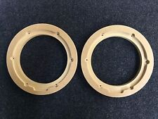 MDF Speaker rings, specific fit for Dynaudio Esotar 650