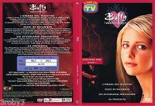 BUFFY L'AMMAZZAVAMPIRI STAGIONE 2 DUE DISCO 1-2-3-4-5-6 COFAN. 6 DVD EDITORIALE