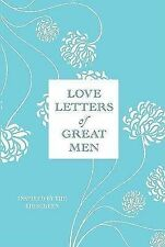 Love Letters of Great Men by St Martin's Press(Hardback) Sex And The City