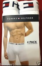Tommy Hilfiger 4-Pack Classic  Boxer Briefs  X-Large (40-42) White  (7367)