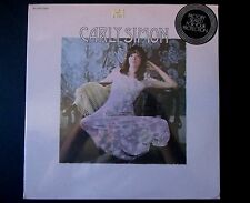 Carly Simon 1st Lp First U.S. Pressing 1971 Sealed w/Insert Poster....Beautiful.