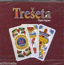 Klapa SAGENA CD Treseta Best Dalmatia Croatia Hit Hrvatska Adria More Kroatien