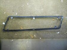 NOS 1980-1984 LINCOLN TOWN CAR QUARTER WINDOW TRIM MOLDING - RIGHT HAND