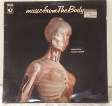 Music From The Body Ron Geesin & Roger Waters Of Pink Floyd Vinyl LP