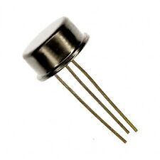 1 pc.. BSX 47-16 Silicium Transistor Low Power General  TO39  NOS