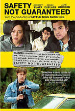 Safety Not Guaranteed (Ws)  DVD NEW