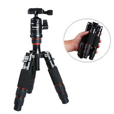 Fotopro Travel Portable Mini Tripod + Ballhead +Bag Macro Shooting M-4 for DSLR