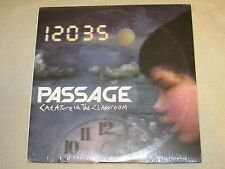 "Passage Creature in the Classroom 2004 Anticon ELECTRONIC HIP HOP SS 12"" Single"