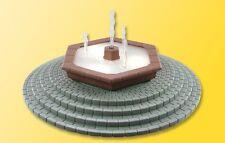 SH Viessmann 1316 Mehrstrahliger Zierbrunnen mit Wasser Illusion Fabrikneu 5016