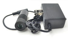 Adjusted Red Diode Lasers 650nm 20mw Laser Line Module 22x70mm w/ AC Adapter